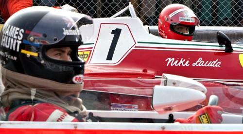 Rush - la recensione del film di Ron Howard su James Hunt e Niki Lauda